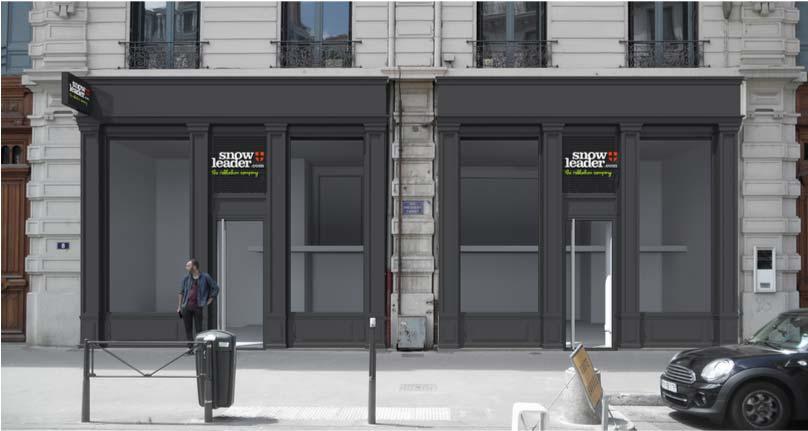 Une boutique Snowleader va ouvrir ses portes à Lyon