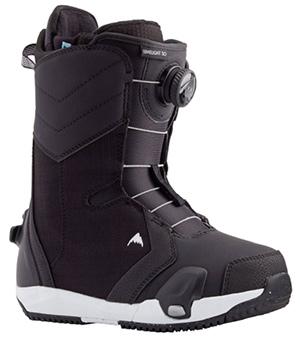 Limelight step on burton boots women