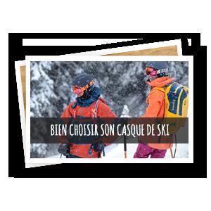 choisir son casque de ski