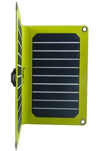 chargeur solaire randonnée Powertec 11 watts