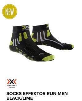 chaussettes x bionic