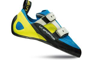 Les chaussons d'escalade symétrique parfait pour grimper en tout confort