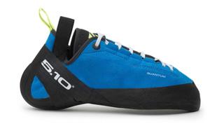 Les chaussons d'escalade à lacets pour un serrage ultra précis