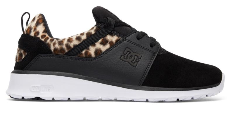 Chaussures femme DC Shoes, un modèle qui ne passera pas inaperçue cette année