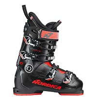 Chaussure de ski Speedmachine 110 Black-Anthracite-Red - Nordica