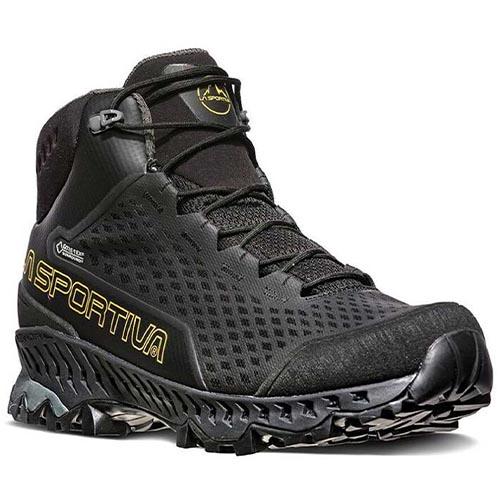 Chaussure de randonnée Stream Gtx Black/Yellow - La Sportiva