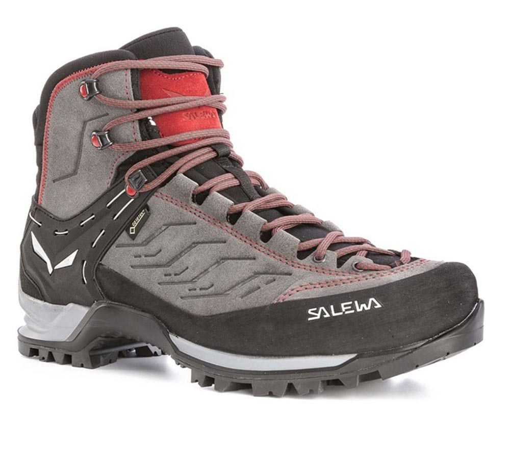 MS MTN Trainer Mid GTX Charcoal Papavero - Salewa