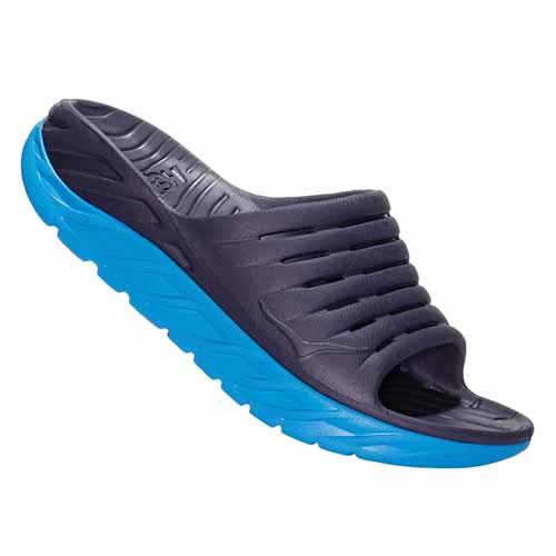 chaussure recuperation hoka m ora slide 2