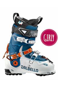 chaussure ski rando femme Dalbello Lupo AX 110