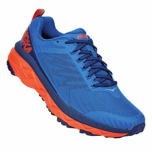 chaussure trail hoka challenger atr 5 bleu