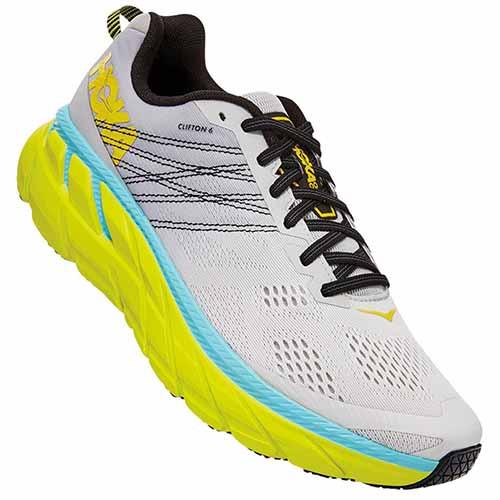 chaussure trail hoka clifton 6 lunar