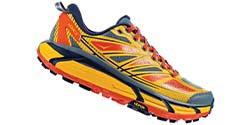 Chaussure trail Hoka Mafate Speed 2 Old Gold