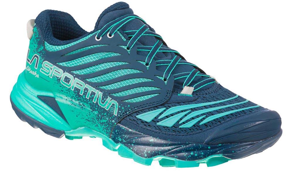 Chaussure Trail La Sportiva Akasha WM Opal