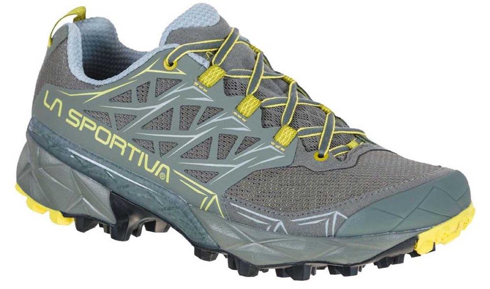 Chaussure Trail La Sportiva Akyra WM Clay
