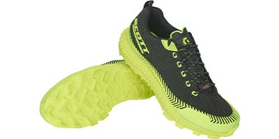 Chaussures trail Scott Supertrac Ultra RC Black Yellow