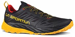 Kaptiva Black/Yellow - La Sportiva