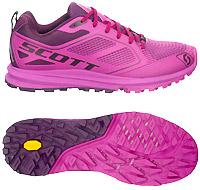scott chaussures de trail kinabalu enduro rose