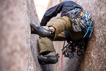Choix chaussons d'escalade