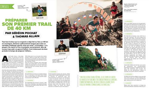 Premier trail de 40km - Mountain Spirit 2
