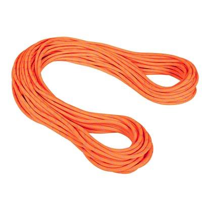 9.5 Alpine Dry Rope Dry Standard Safety Orange-Zen - Mammut