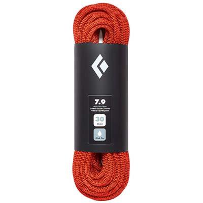 7.9 Rope Dry Orange - Black Diamond