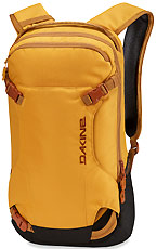 heli pack dakine yellow