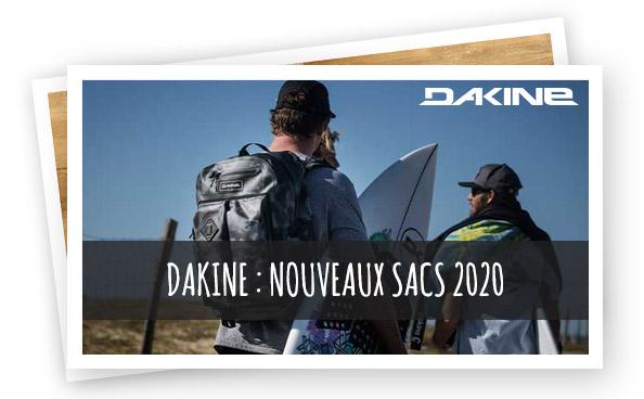 Image Article Dakine Sacs 2020