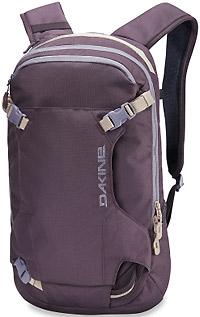 dakine heli pack women violet