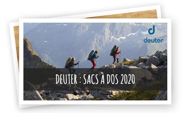 Suggestions Sac à dos Deuter 2020