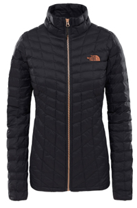 doudoune femme thermoball the north face