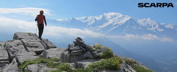 Randonnée Alpes Christophe Dumarest