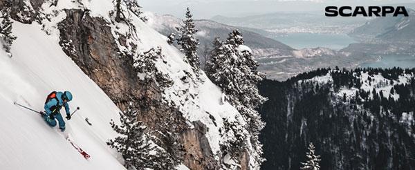 Christophe Dumarest ski