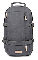 eastpak floid black denim