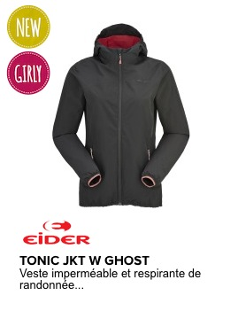 eider jacket tonic women