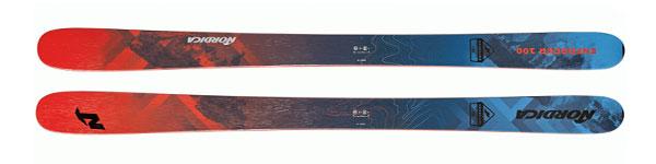 Enforcer 100 ski Nordica