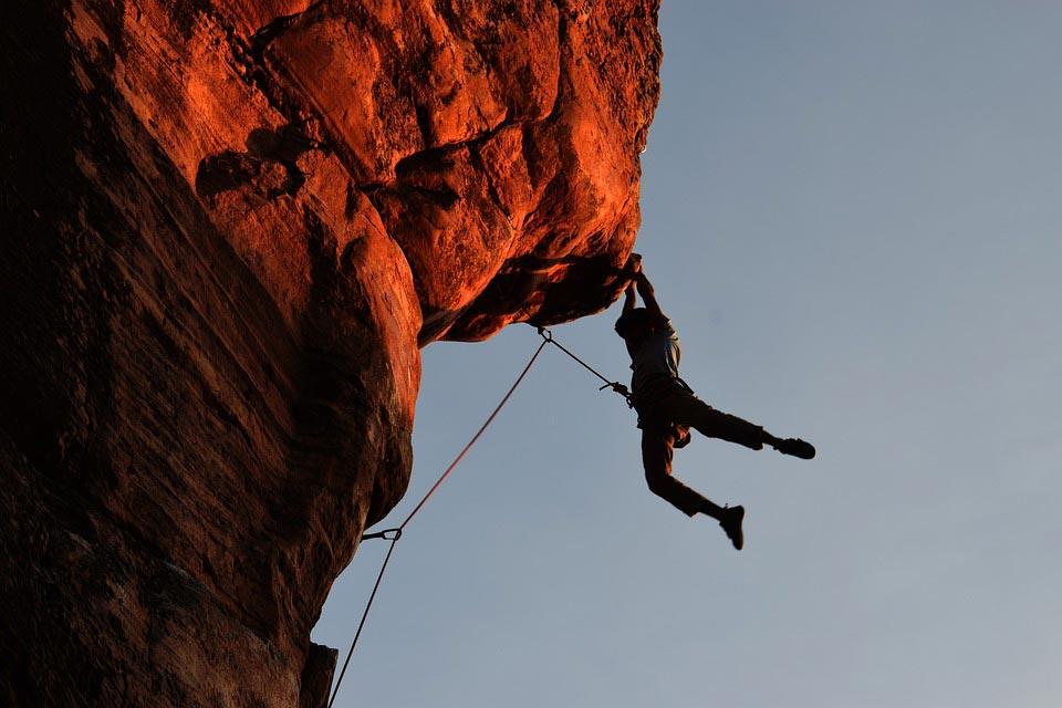 La marque d'escalade et d'outdoor ABK