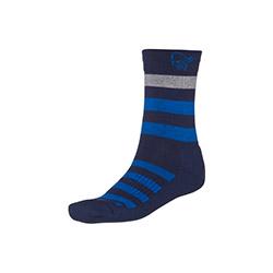 Falketing Mid Weight Merino Socks Indigo Night Norrona