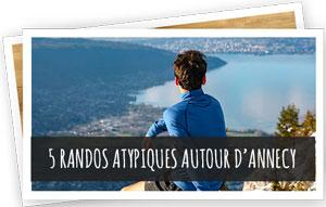 blog Snowleader : 5 randos atypiques autour d'Annecy