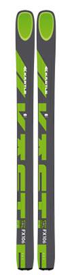 FX 106 ski Kastle