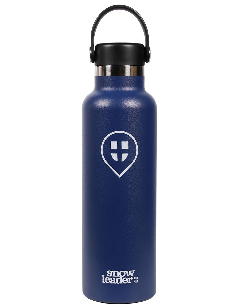 Gourde Hydroflask x SnowleaderCobalt