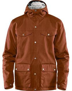 Greenland Winter Jacket M Autumn Leaf Fjallraven