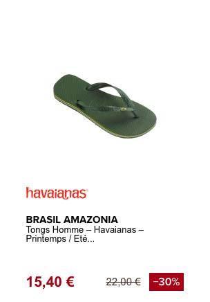 havaianas brasil tong de plage