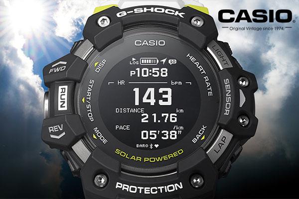 Header Casio G-Shock