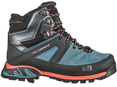 chaussure millet high route emerald