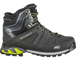 chaussure rando millet high route acid green