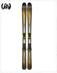 iKonic 80 Ti K2 Ski 2016