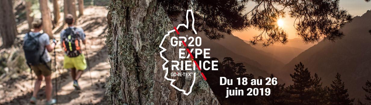 GR20 Experience Gore Tex X Snowleader 2019