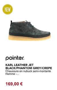 Chaussures Karl Pointer