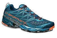 chaussures de trail akyra la sportiva