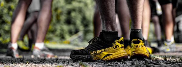LA SPORTIVA Rebloch'Run detail chaussure trail running